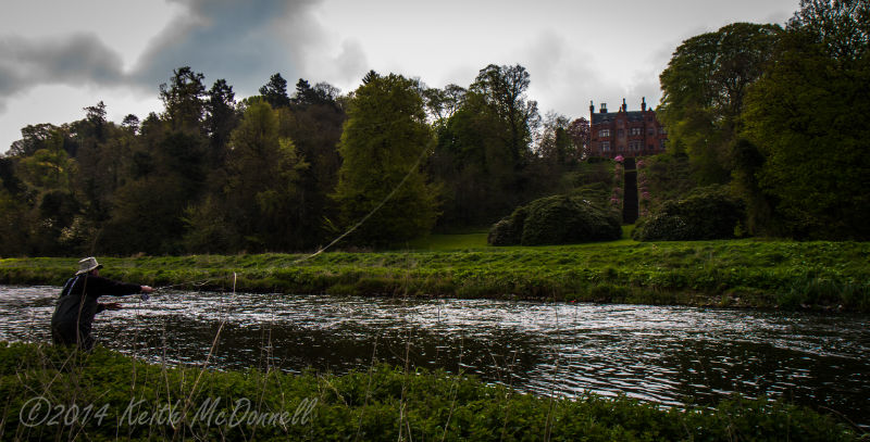 guided fly fishing dublin
